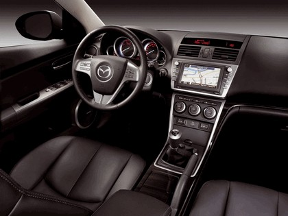 2008 Mazda 6 hatchback 24
