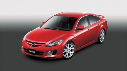 2008 Mazda 6 hatchback 3
