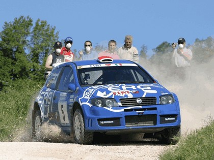 2005 Fiat Punto rally 2