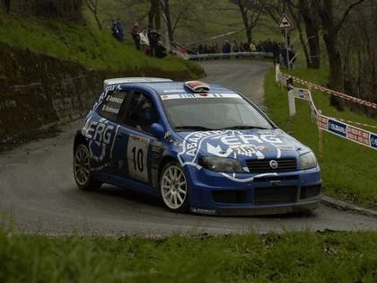 2005 Fiat Punto rally 5