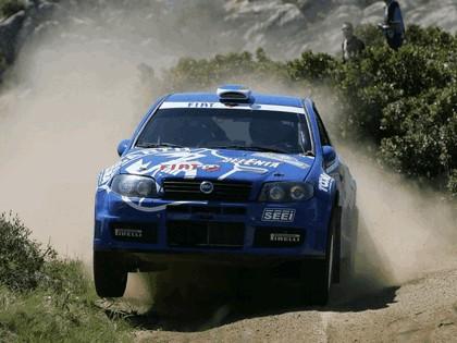 2005 Fiat Punto rally 6