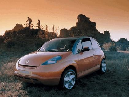 1999 Citroen Pluriel concept 1