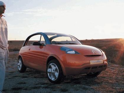 1999 Citroen Pluriel concept 3