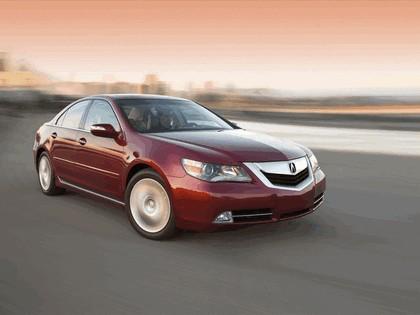 2009 Acura RL 2