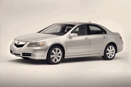 2009 Acura RL 5