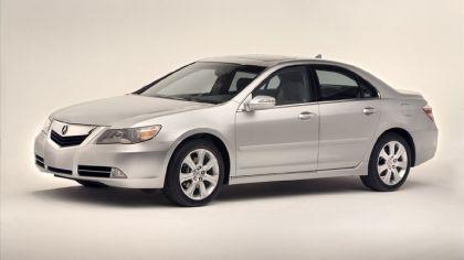 2009 Acura RL 4