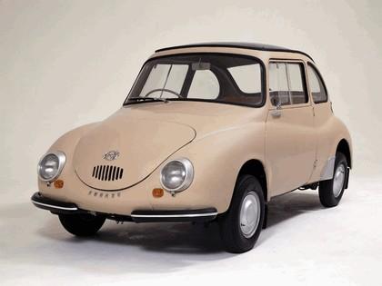 1958 Subaru 360 Prototype 1