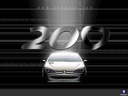 2001 Peugeot 206 1