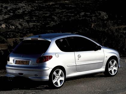 2001 Peugeot 206 4