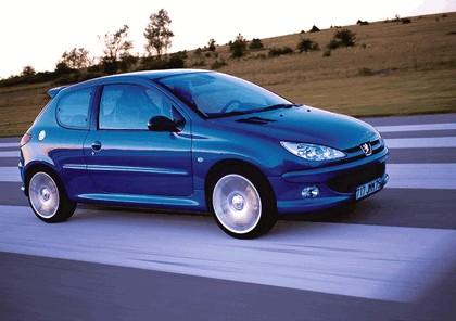 2001 Peugeot 206 6