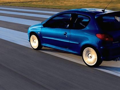 2001 Peugeot 206 7