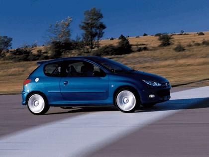 2001 Peugeot 206 8