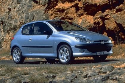 2001 Peugeot 206 11