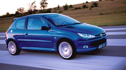 2001 Peugeot 206 3