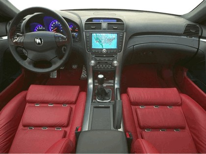 2003 Acura TL A-spec concept 9
