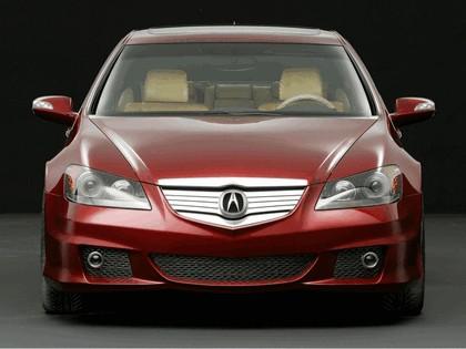 2005 Acura RL A-spec concept 1
