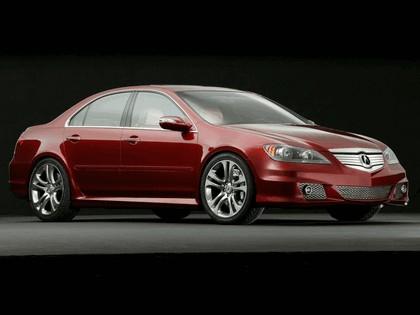 2005 Acura RL A-spec concept 3