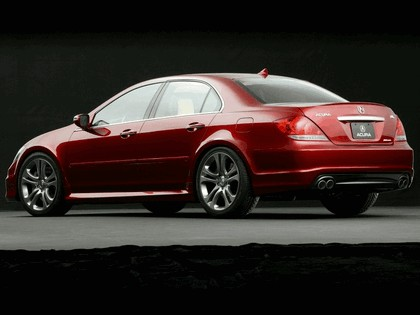 2005 Acura RL A-spec concept 4