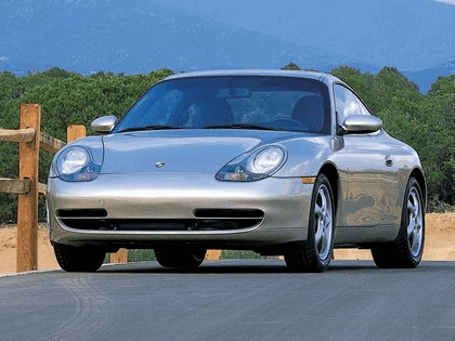 2001 Porsche 911 Carrera 1