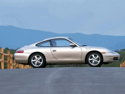 2001 Porsche 911 Carrera 3