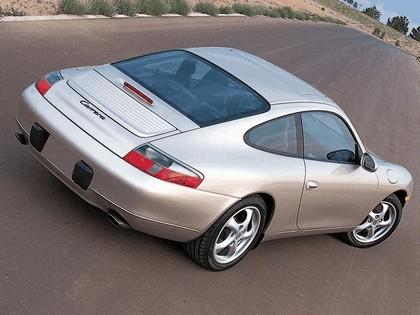 2001 Porsche 911 Carrera 4