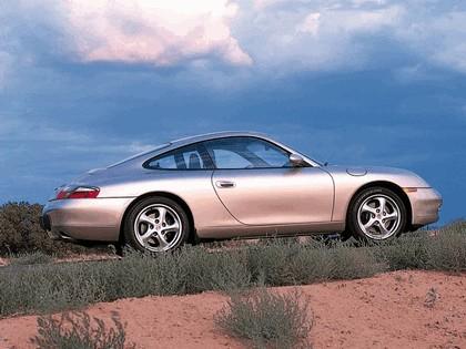 2001 Porsche 911 Carrera 5