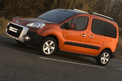 2009 Peugeot Partner Teepee 1