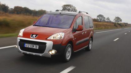 2009 Peugeot Partner Teepee 7
