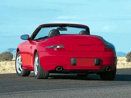 2001 Porsche 911 Carrera cabriolet 4