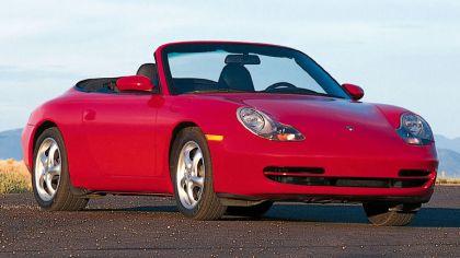 2001 Porsche 911 Carrera cabriolet 8