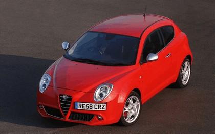 2009 Alfa Romeo MiTo - UK version 17