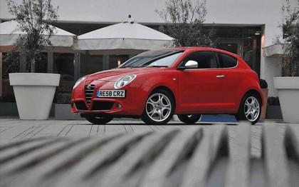 2009 Alfa Romeo MiTo - UK version 19