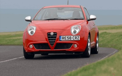 2009 Alfa Romeo MiTo - UK version 21