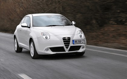 2009 Alfa Romeo MiTo - UK version 30