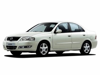 2006 Nissan Almera Classic 1