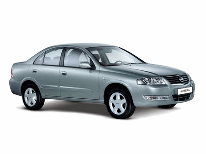 2006 Nissan Almera Classic 4