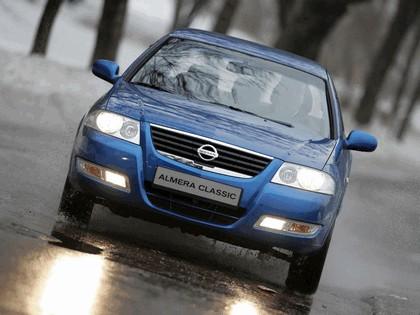 2006 Nissan Almera Classic 8