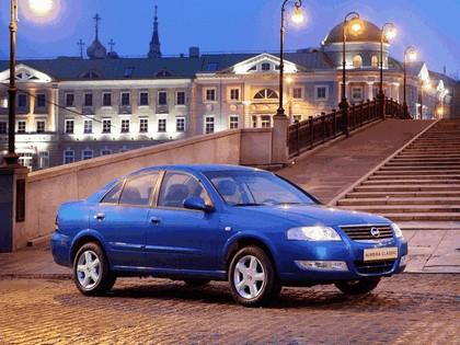 2006 Nissan Almera Classic 10