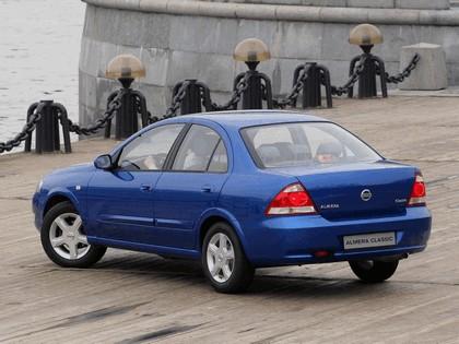 2006 Nissan Almera Classic 11
