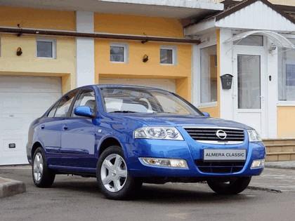 2006 Nissan Almera Classic 15