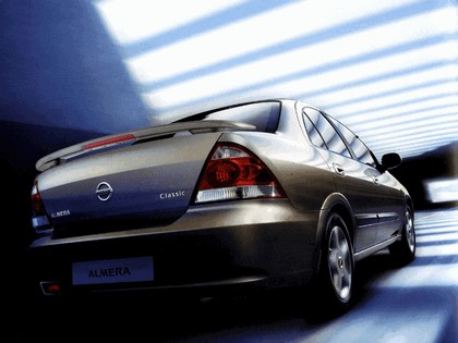 2006 Nissan Almera Classic 16