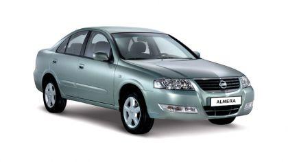 2006 Nissan Almera Classic 9