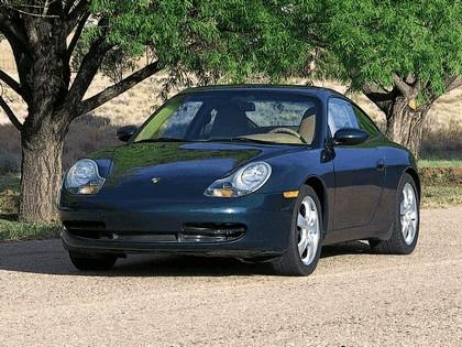 2001 Porsche 911 Carrera 4 1