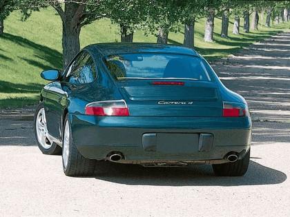 2001 Porsche 911 Carrera 4 2
