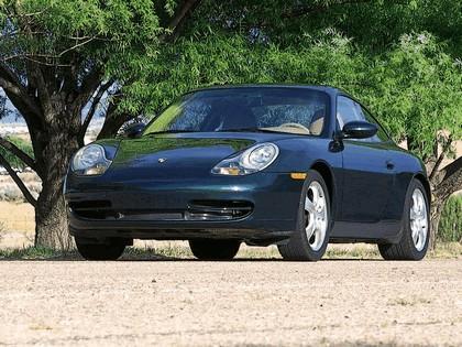2001 Porsche 911 Carrera 4 3