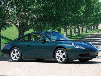 2001 Porsche 911 Carrera 4 4