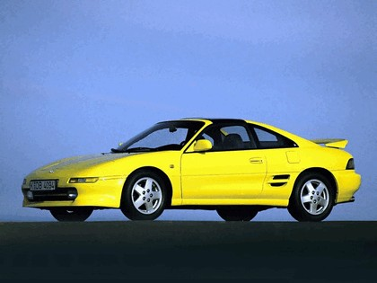 1989 Toyota MR2 1