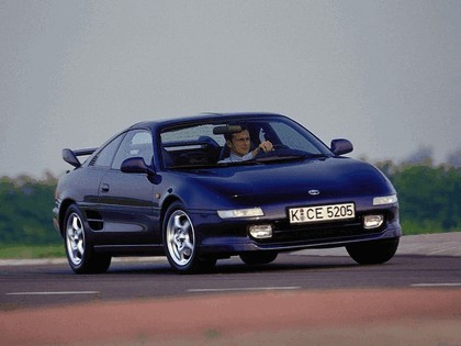 1989 Toyota MR2 5