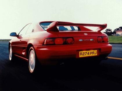 1989 Toyota MR2 9