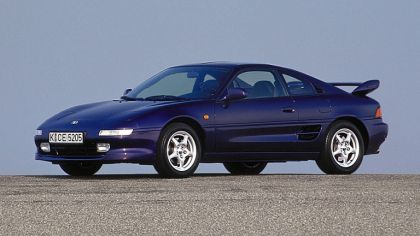 1989 Toyota MR2 1